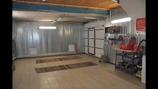 отопление в гараже или как из гаража сделал автосервис, диагностика авто