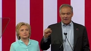 Tim Kaine gets emotional talking about shooting - CNN