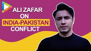 "Ali Zafar: ""Ye jo narrative of HATE hain, wo hamesha DESTRUCTION hi leke aata hai"" 