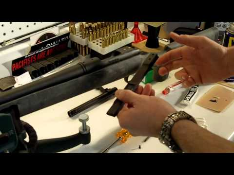 """Budget Precision"" Pt.1 - Remington 700 Scope Base Installation"