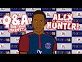 🎮alex Hunter Full Q&a🎮 You Choose His Answers! (Parody Fifa 18 Video)