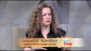 Laurell K Hamilton on New Day, Seattle, June 3 2010 view on youtube.com tube online.