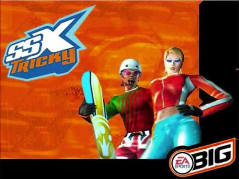 SSX Tricky - Smartbomb (Plumps Vocal Mix)