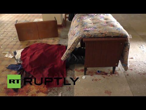 Ucrania: 10 muertos tras el ataque del Ejército ucraniano a una escuela