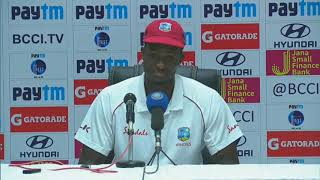 15 Oct, 2018 - Ten-wicket Umesh flays West Indies as India complete 2-0 sweep - ANIINDIAFILE