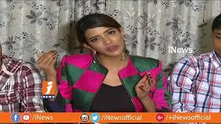 W/O Ram Movie Success Meet | Manchu Lakshmi | Priyadarshi | Vijay | iNews - INEWS