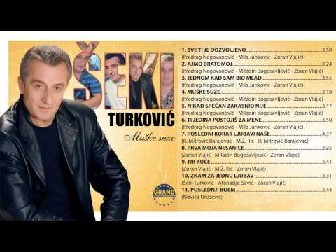 Seki Turkovic - Tri kuce - (Audio 2013)