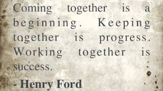 Team Building Quotes Adorable Team Building Quotes  Youtube