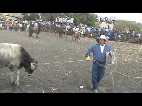 Saus de Magaña -JARIPEO TORO 1 - Dec 25 2009 - Zamora Michoacan Mexico