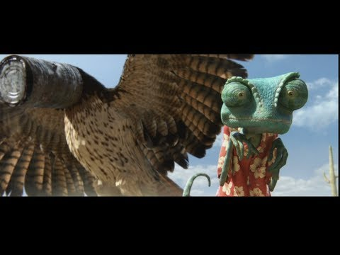 """The Animation & Effects of """"Rango"""""""