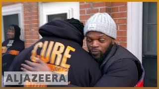 🇺🇸 US gun violence: Chicago group aims to stop shootings |Al Jazeera English - ALJAZEERAENGLISH