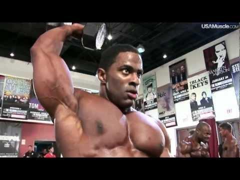Nationals Bodybuilding Pump Room #3 (2011)