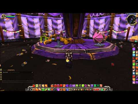 WoW Patch 5.1 PTR: Darkmoon Faire Additions