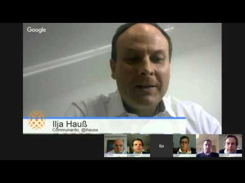 #cebiteda Pre-Conference-Hangout: Was sind die Knackpunkte der digitalen Transformation der Arbeit?