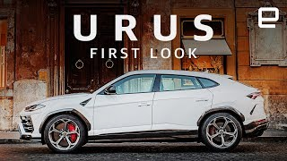Lamborghini Urus First Look: This SUV is still a Lamborghini. Mostly. - ENGADGET