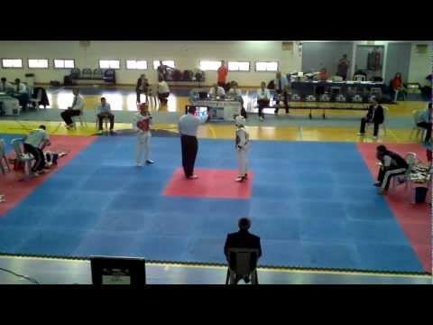 ניר פדלון - אליפות ישראל הפתוחה 2012 - סיבוב 1<br />להמשך הקרב היכנסו לעמוד היוטיוב שלנו
