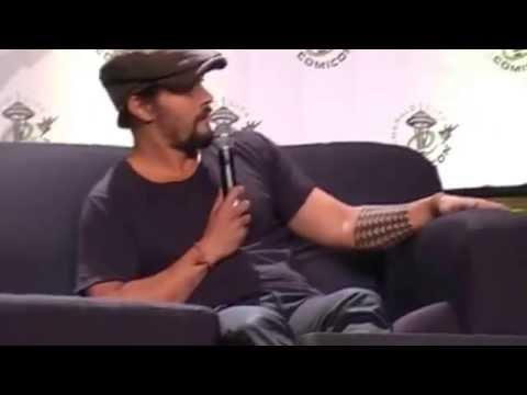 ECCC 2012 – Jason Momoa Panel