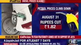 Petrol and Diesel prices to go down - NEWSXLIVE