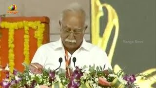 Minister Ashok Gajapathi Raju Speech | Laid Foundation Stone of Greenfield Airport at Rajkot, - MANGONEWS