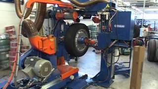 JUVA: Восстановление грузовых шин