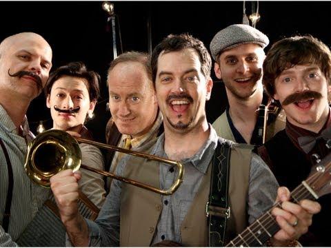 Start a Mumford band