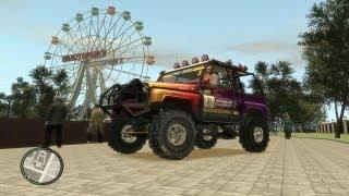 Grand Theft Auto IV - Criminal Russia Map (MOD) HD