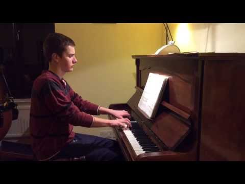 ABRSM Piano Grade 8 Debussy. Prelude from Suite bergamsque