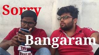 Sorry Bangaram (latest telugu short film). When and how to say sorry. - YOUTUBE
