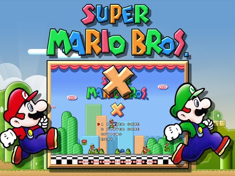 Let´s Play Super Mario Bros X #002 Schloss? Easy Peasy!