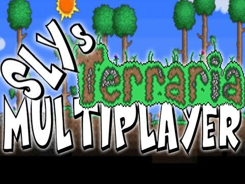 Terraria Multiplayer Ep.2 Ft SlyFox and Pbat