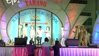 11th Annual Day Celebrations Held In Ramadevi Public School - ETV2INDIA