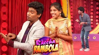 Raccha Rambola Stand-up Comedy show 62 - Jabardasth Kevvu Karthik Skit - Mallemalatv - MALLEMALATV