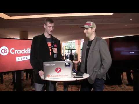 CrackBerry Live: Bluetooth controllers and NFC poker games on BlackBerry 10