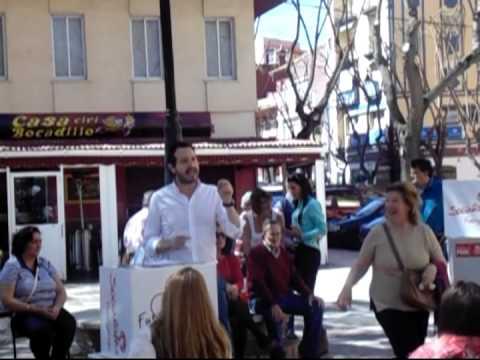 El PSOE habla con los afectados por la hipoteca