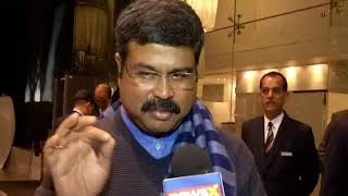 NewsX Exclusive: BJP leader Dharmendra Pradhan on NewsX over Gujarat Exit Poll 2017 - NEWSXLIVE