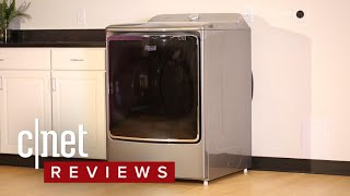 This Maytag dryer handles monstrous loads - CNETTV