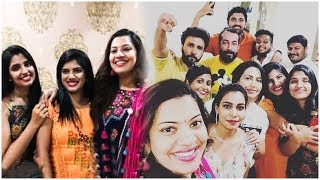 Bigg Boss 2 Contestants Having Fun At Get Together Party | 1 Year For Bigg Boss 2 - RAJSHRITELUGU