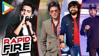"Armaan Malik: ""SRK As Actor, Pritam As Music Director & …""   RAPID FIRE   Yo Yo Honey Singh - HUNGAMA"