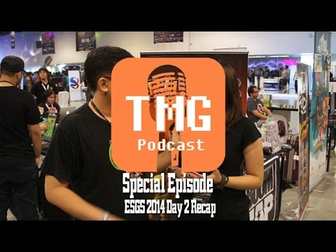 The TMG Podcast Special: ESGS 2014 Day 2 Recap (E-Sports and Gaming Summit) - 11/16/2014