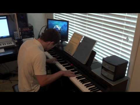 Aphex Twin - FLIM (Evan Duffy Piano Cover)
