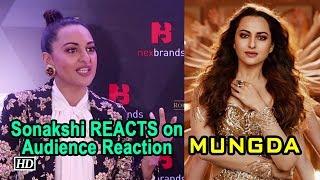 Sonakshi REACTS on 'MUNGDA' Remake - IANSINDIA