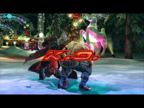 AverMedia Live Gamer Portable PS3 Test - Raw TS File - PC-Free Mode (Tekken Revolution)
