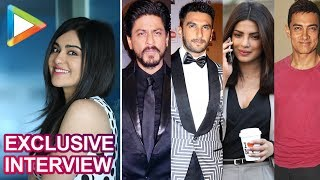 Adah Sharma | Full Interview | Shah Rukh Khan | Ranveer Singh | Priyanka Chopra | Aamir Khan - HUNGAMA