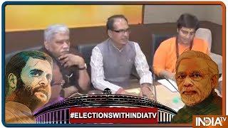 Sadhvi Pragya को टिकट मिलने पर सुशील शिंदे ने BJP को घेरा - INDIATV