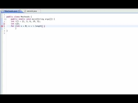 Java Lesson 11 | Array Basics