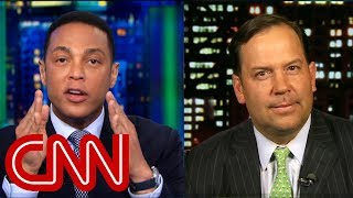 Don Lemon to analyst: You're lying to my face - CNN