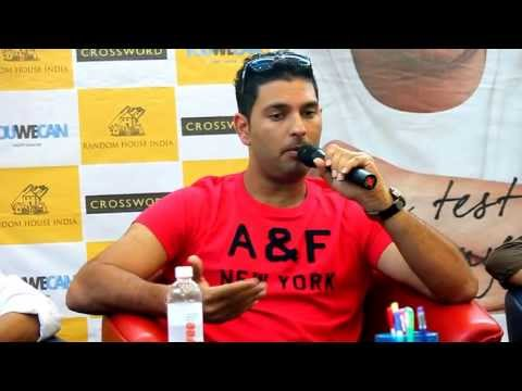 Yuvraj Singh Speaks Out About His Fight Against Cancer