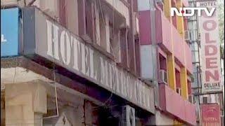 करोलबाग अग्निकांड के बाद होटलनों का परमिट रद्द - NDTVINDIA