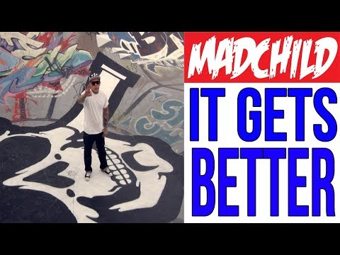 "Madchild Feat. Sophia Danai ""It Gets Better "" Video"