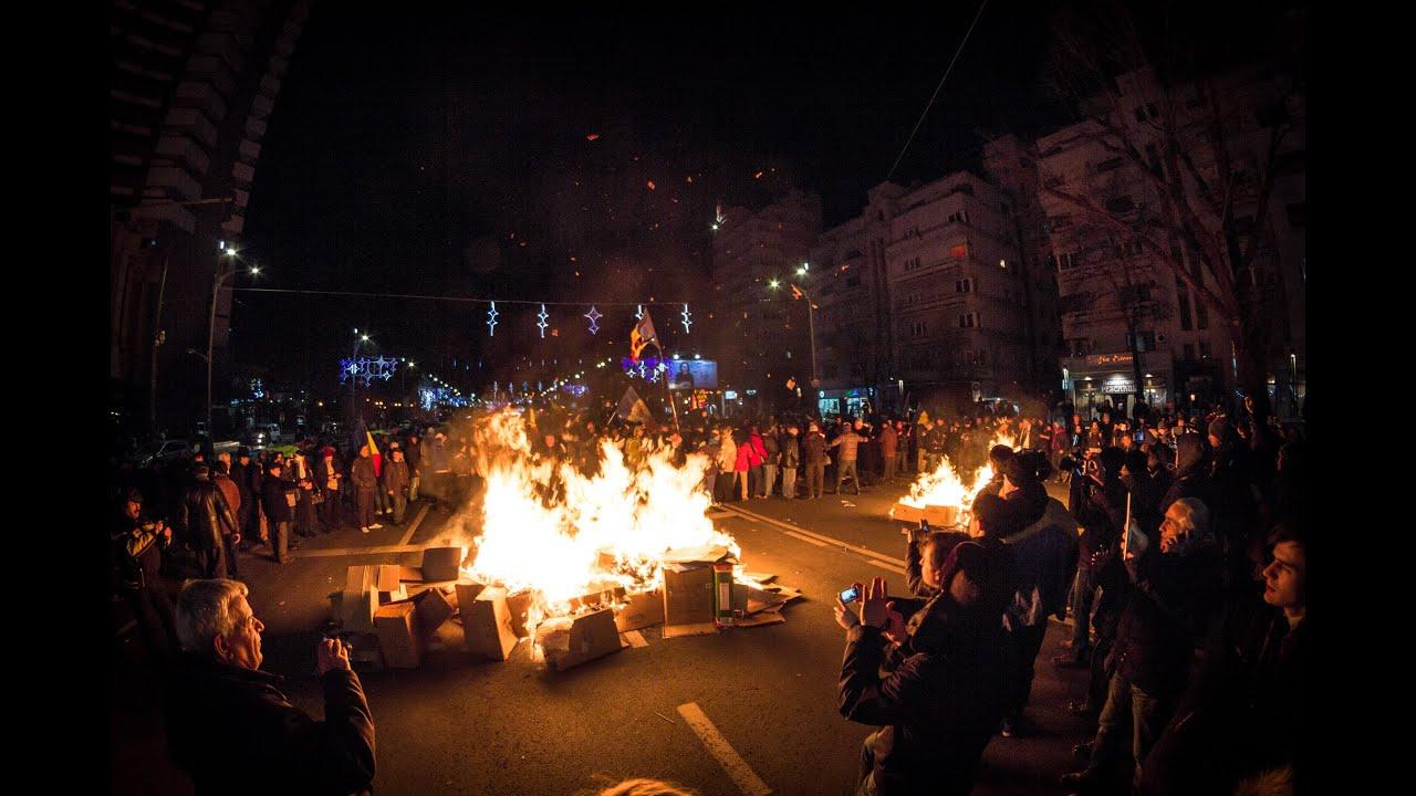 25 de ani de la revoluție / Piața Universității / 21 decembrie 2014